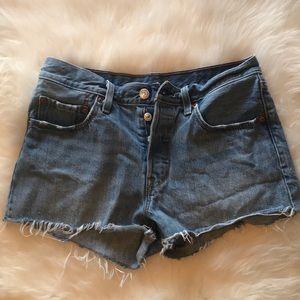 Levi shorts